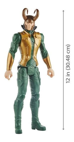 Avengers Vingadores Boneco 30cm Loki - Hasbro E7874