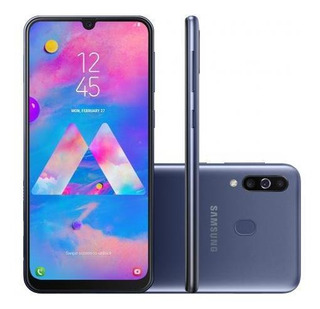 Smartphone Samsung Galaxy M30 64gb 4g-4gb Ram
