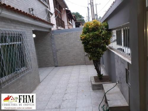 Imagem 1 de 15 de Casa Para Venda Em Rio De Janeiro, Campo Grande, 4 Dormitórios, 3 Banheiros, 3 Vagas - Fhm6776_2-1188059