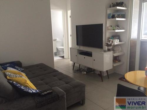 Imagem 1 de 10 de Apartamento Moderno - Nm4973