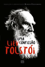 Uma Confissão Livro Tolstói Liev