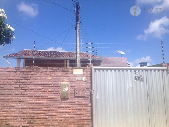 Casa Residencial À Venda, Manaíra, João Pessoa. - Ca1066
