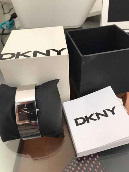 Relógio Ny4827 Dkny Silver Original