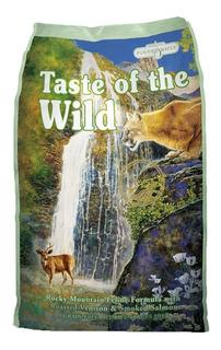 Taste Of The Wild Rocky Mountain Venado Salmón Gato 2.28 Kg