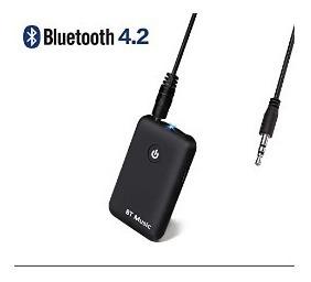 Recepto/transmisor De Audio Inalambrico 2 En 1  Bluetooth