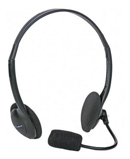 Headphone + Microfone Cbhp-216vb - Clubtech