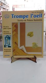 Tecnica De Pintura Ilusionista Dora De Marangón Albatros