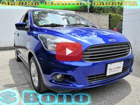 Ford Figo 1.5 Titanium Sedan At 2017 Credito + Garantia Ag