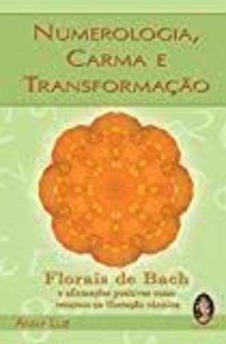 Livro Numerologia, Carma E Transformação Anny Luz