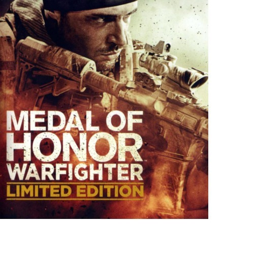 Medal Of Honor Warfighter-pc-dvd-(mídia Física)