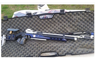 Rifle De Tiro Olimpico Feinwerkbau 700alu en Mercado Libre