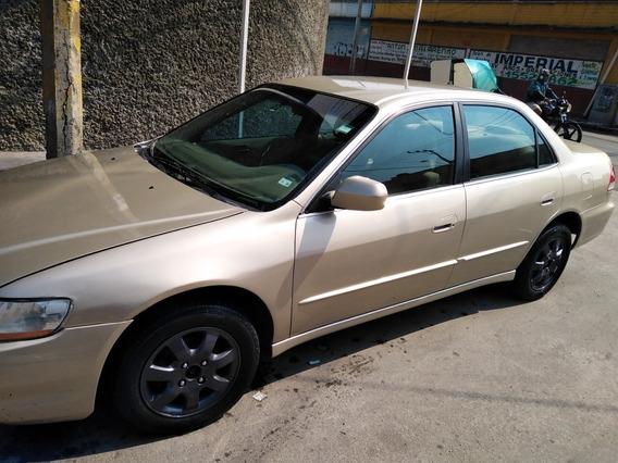 Honda Accord 2.3 Sedan Tela Aut.
