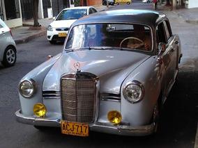 Mercedes Benz 1954 Modelo 180