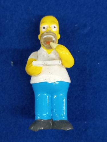Homero * Los Simpson * Coleccion Jack Grande *