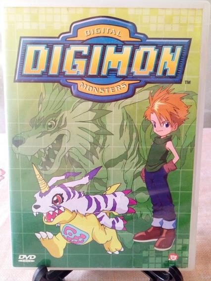 Dvd Digimon Volume 3 E 4