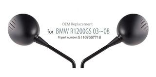 Par Espejos Bmw R1200 Gs Y K1200r
