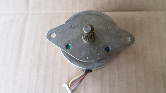 Motor De Passo Airpax Sla82718-m2- 6,8 /7,5