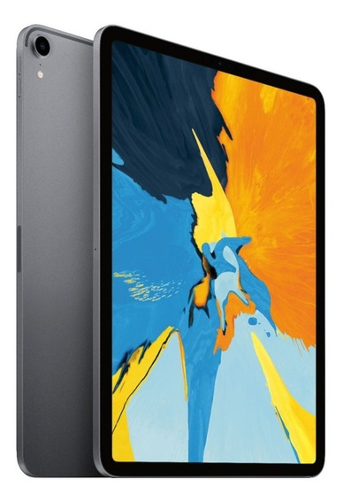 iPad Pro 11 256gb Wifi 2018 3ª Geração. Novo. R$5199 À Vista