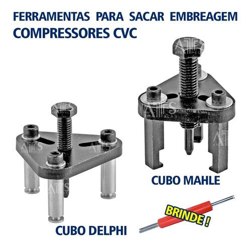 Ferramenta Saca Cubo Do Compressor Mahle / Delphi Cvc