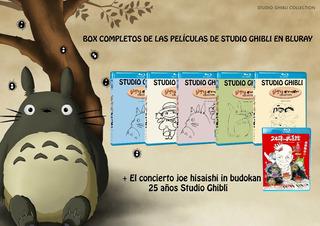 Coleccion Studio Ghibli Coleccion Bluray