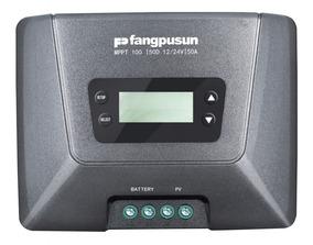 Controlador Carga 50a Paineis Solares Fangpusun Mppt 100/50
