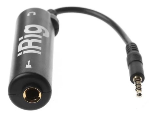 Interface De Áudio Para Celulares-irig