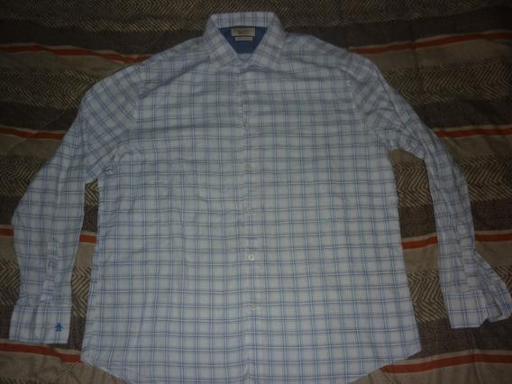 E Camisa Penguin Slim Fit Talle Xl Art 32470
