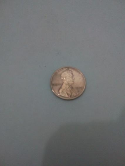 Moneda 1 Cent Eeuu Año 1977