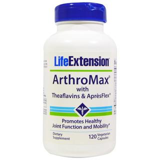 Life Extension Arthromax W/ Theaflavins E Apresflex, 120cap