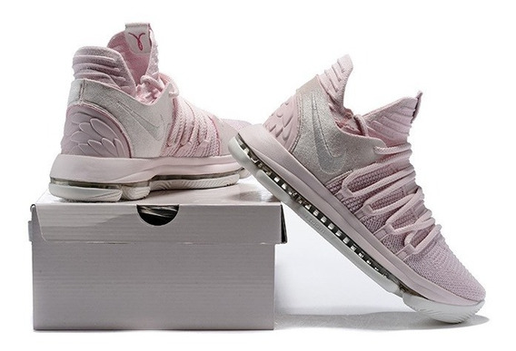Tênis Nike Kd 10 Feminino Original Rosa Importado