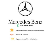 Scanner A Buses, Camiones, Furgones Mercedes Benz