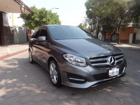 Mercedes Benz Clase B 5p B180 Cgi,exclusive,dsg,a/ac.,ra17