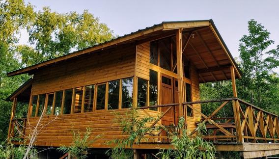 Cabaña A Estrenar En El Delta Cercana A Tigre