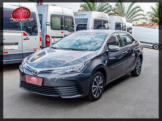 Corolla 1.8 Gli Automático 2018