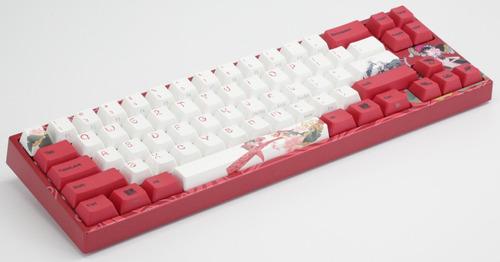 Ducky Miya Pro Koi Mini Teclado Mecánico Gaming Cherry One