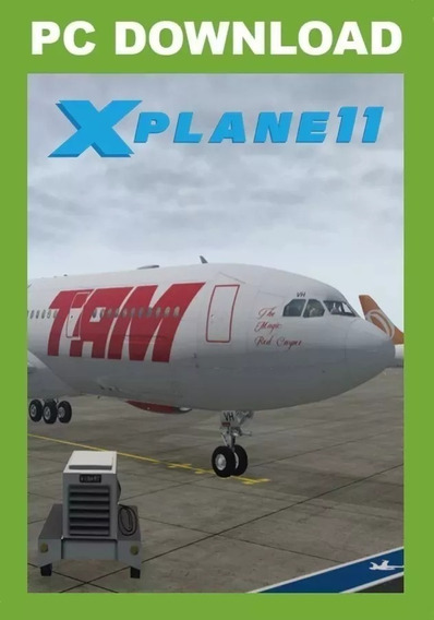 (xp11) Mega Pacote De Aeronaves Para Xplane11