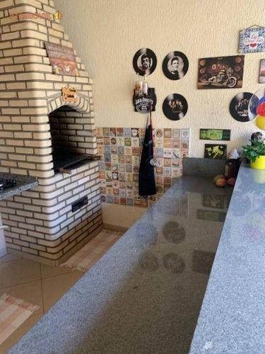 Imagem 1 de 7 de Casa, Residencial Porto Seguro - Salto Sp - Ca1167