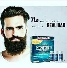 Minoxidil Kirkland 5% / Caja Sellada De 6 Frascos /americano