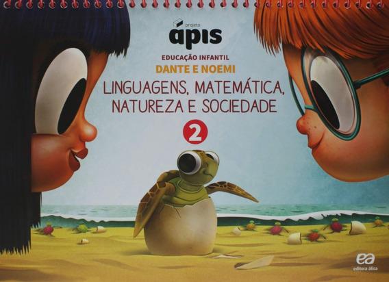 Projeto Ápis Integrado - Educação Infantil Volume 2