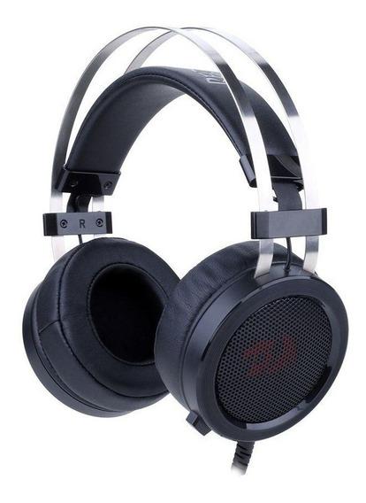 Headset Gamer Scylla H901 Com Fio Redragon Pronta Entrega