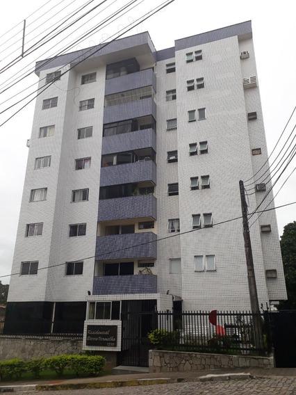 Apartamento No Barro Vermelho Com 3 Quartos