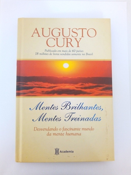 Mentes Brilhantes Mentes Treinada Muito Barato Augusto Cury