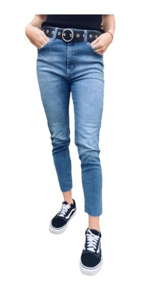 Pantalon Jean Elastizado St Marie Canchero Mujer