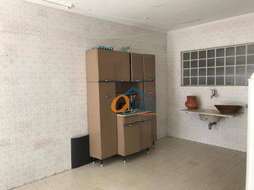 Casa Com 4 Dormitórios À Venda Por R$ 900.000,00 - Tremembe - São Paulo/sp - Ca0102