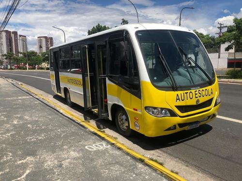 Micro Ônibus Para Auto Escola Oportunidade!!