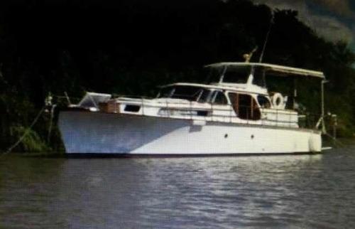 Barco Crucero Baader
