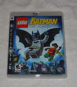 Lego Batman Ps3 * Frete Gratis