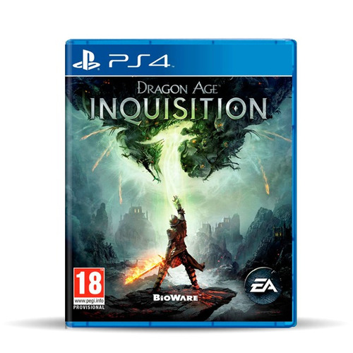 Dragon Age: Inquisition (nuevo) Ps4 Físico, Macrotec