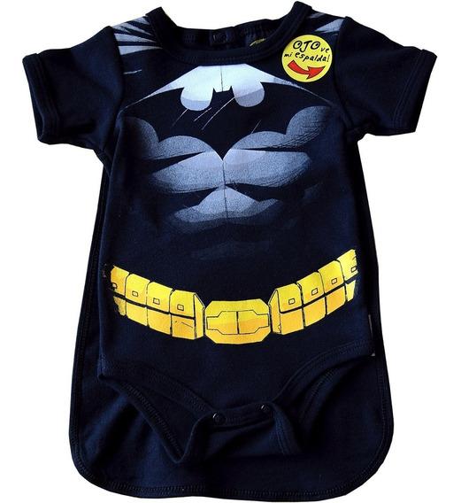 Pañalero Batman Músculos Con Capa 26103