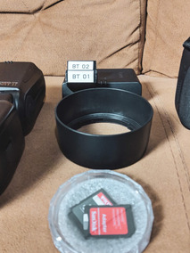 Kit Foto/youtuber - Canon T6i + Lente 50mm - Acessorios